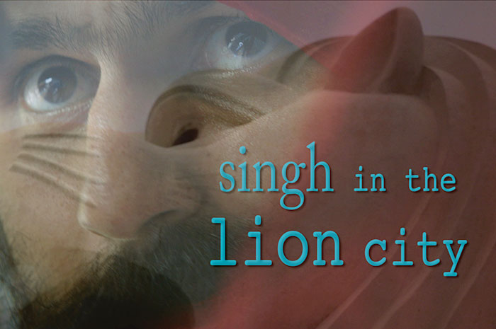 Singh in the Lion City
