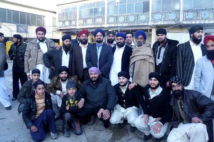The Sikhs of Kabul - A Forgotten Community